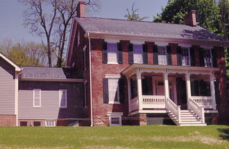 Brick Colonial Restoration and Addition